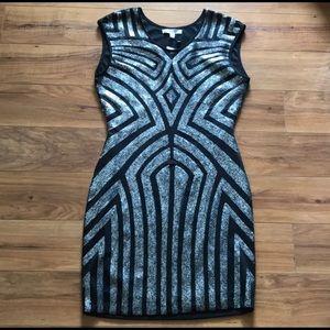 Romeo + Juliet Couture sequin dress